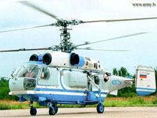 Вертолет двухвинтовой соосной схемы с двумя ГТД и четырехопорным шасси; отличается большой энерговооруженностью и...
