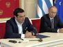 Путин и Ципрас обсудили итоги греческого референдума