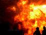 Пожар в Индии: 17 человек погибли, 19 пострадали