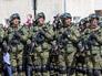 Путин увеличил штат Вооруженных Сил