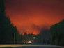 Десятки тысяч людей эвакуированы из-за лесных пожаров в Канаде