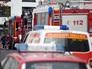 В Баварии сгорел туристический автобус