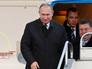 Владимир Путин прибыл в Австрию