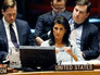 """Запад и США выразили """"сожаление"""" в связи с вето России в СБ ООН"""