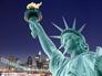 Статую Свободы вновь открыли для туристов