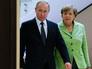 Путин и Меркель пообщались с Мун Чжэ Ином
