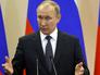 Путин прилетел на саммит ШОС