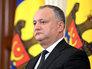 Президент Молдавии в очередной раз подтвердил свою пророссийскую позицию