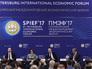 Признаки преодоления спада: президент приветствует участников ПМЭФ