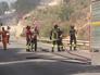 Юг Италии охвачен лесными пожарами