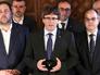 Глава Каталонии: народ автономии завоевал право на независимость