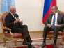 Сергей Лавров и Стаффан де Мистура обсудили ситуацию в Сирии