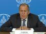 Лавров: мы уважаем целостность Украины в границах, сложившихся после референдума в Крыму