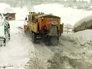 Снегопад в Европе: блэкаут на Балканах и транспортный коллапс в Испании