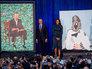 Обаму для галереи президентов США изобразили в кустах и цветочках