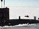 Причина взрыва на субмарине - неисправность в системе очистки воздуха
