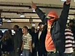 Крупные беспорядки произошли в парижском метро