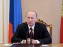 Владимир Путин обсудил с членами Совбеза РФ ситуацию в Сирии