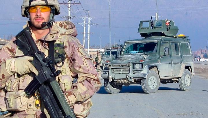 американские военные в кабуле фото